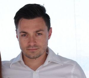 Matteo Salpini regista e produttore proprietario di Pangemona studio